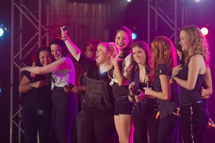 Pitch Perfect Barden Bellas