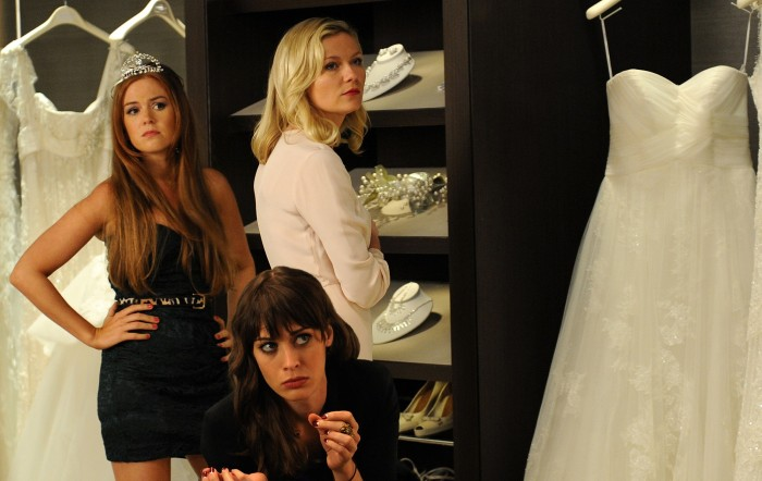 Isla Fisher, Lizzy Caplan, and Kirsten Dunst in Bachelorette