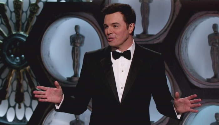 Seth MacFarlane hosted the 85th Annual Academy Awards