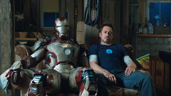 Iron Man 3, Tony Stark
