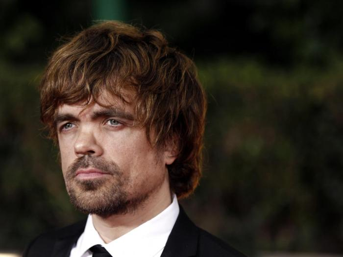 Peter Dinklage is hot
