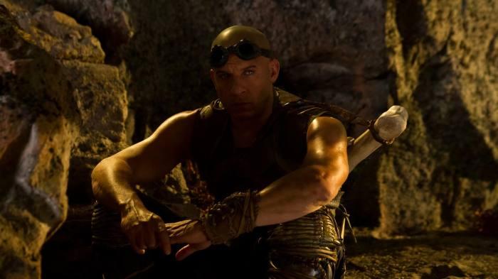 Vin Diesel, Riddick 3