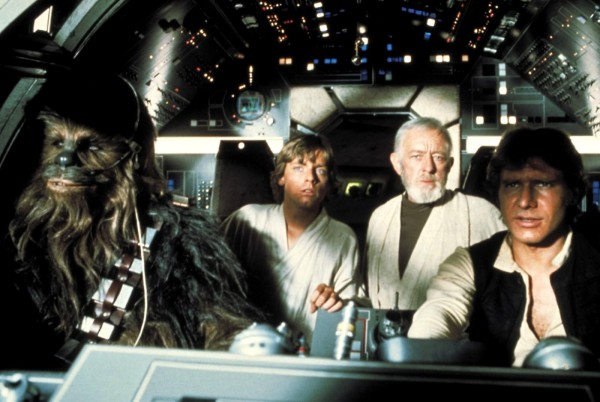 2. Star Wars Episode IV: A New Hope