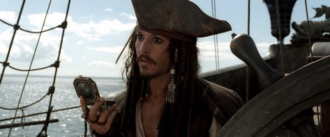 4. Pirates of the Caribbean: Curse of the Black Pearl