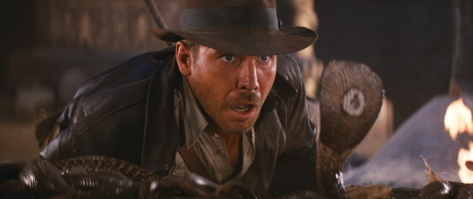3. Indiana Jones: Raiders of the Lost Ark