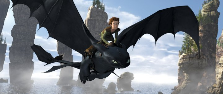 2. How to Train Your Dragon