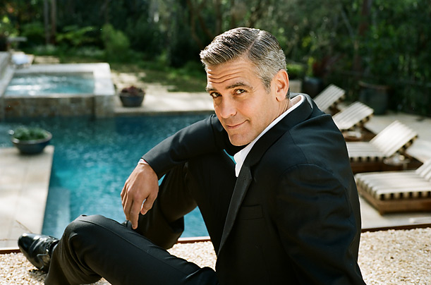 George Clooney Hot