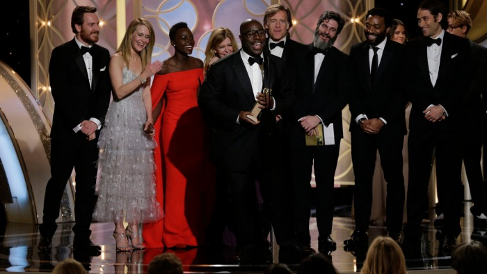 71st Annual Golden Globe Awards - 12 Years A Slave