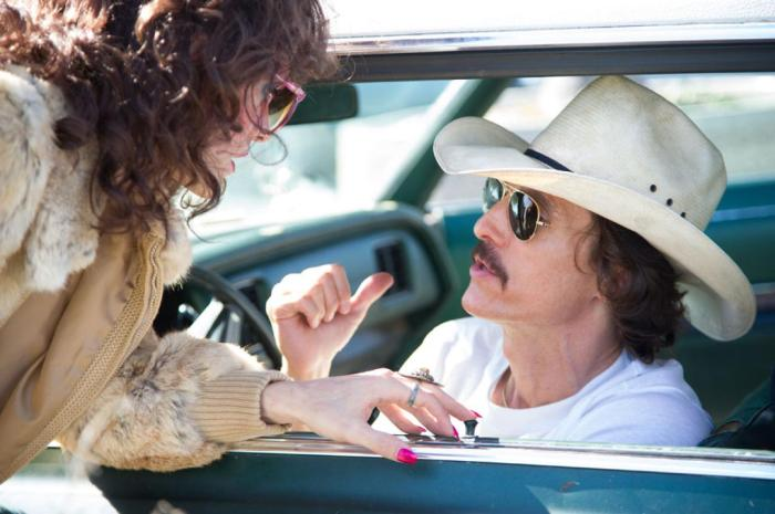Matthew McConaughey, Dallas Buyers Club