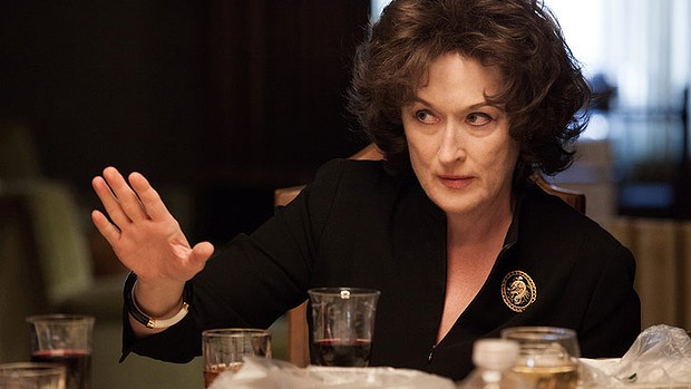 Mery Streel, August: Osage County