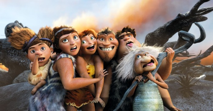 DreamWorks The Croods