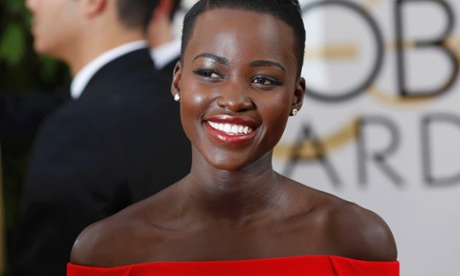 Lupita Nyong'o beautiful