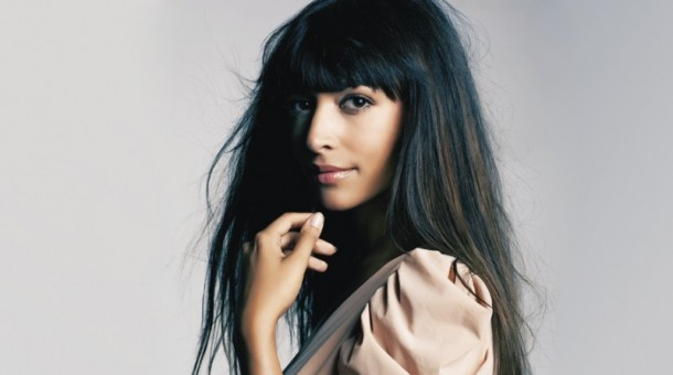 Hannah Simone, model and actress