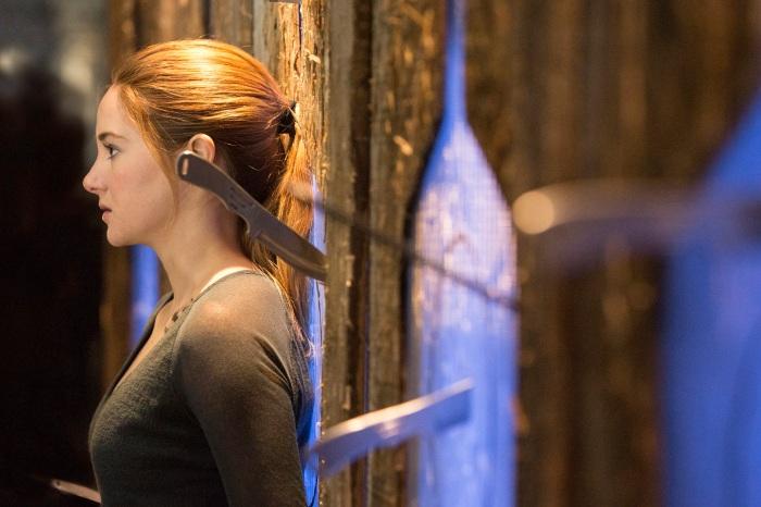 Divergent movie 2014