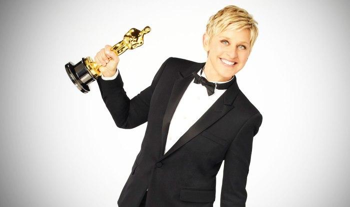 Ellen Degeneres Oscars 2014 Host