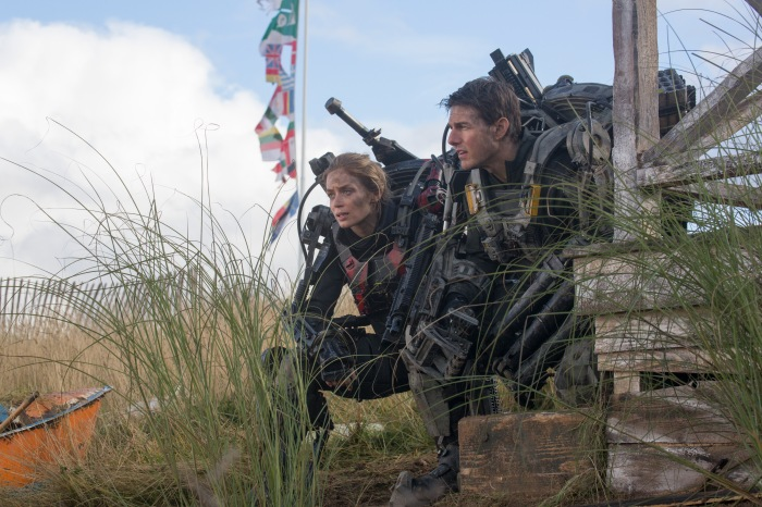 Edge of Tomorrow movie 2014
