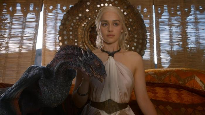 Emilia Clarke as Dany