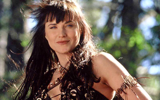 Xena Warrior Princess Lucy Lawless