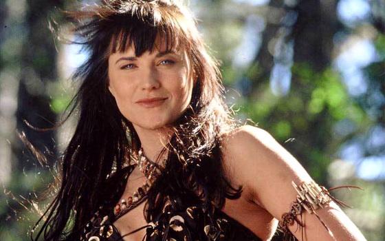 Xena Warrior Princess Lucy Lawless