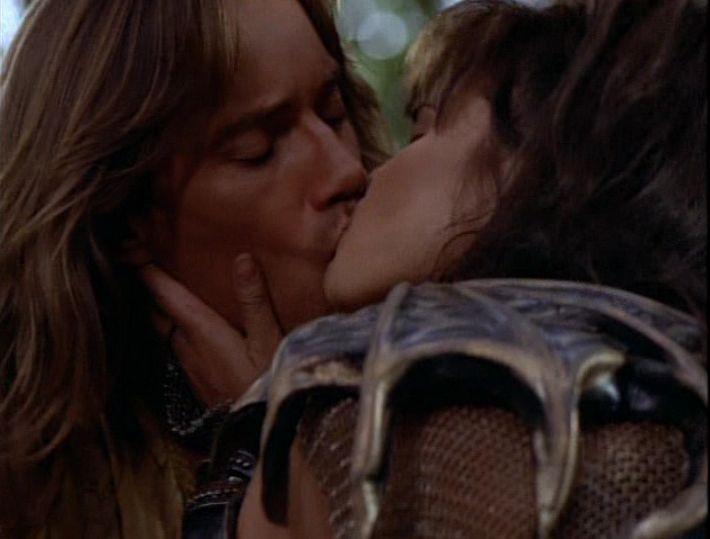 Зена любовь и секс