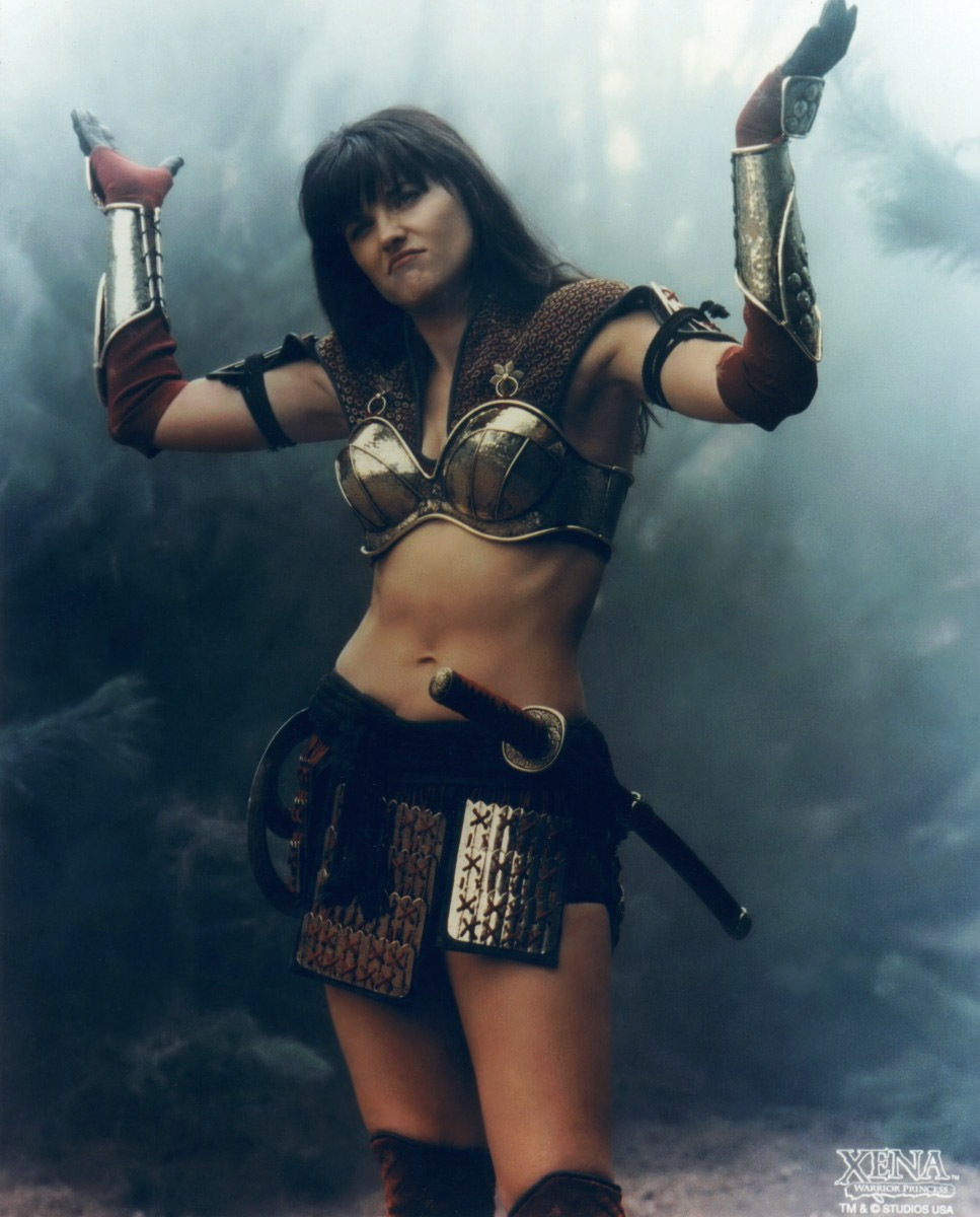 Xena Warrior Princess Sex