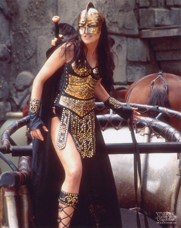 Xena Outfits