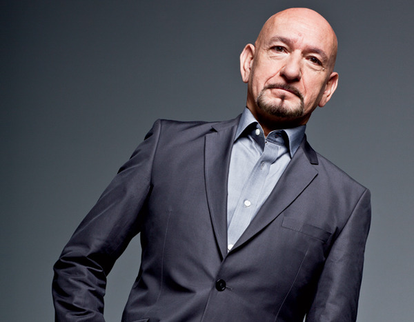 ben kingsley handsome