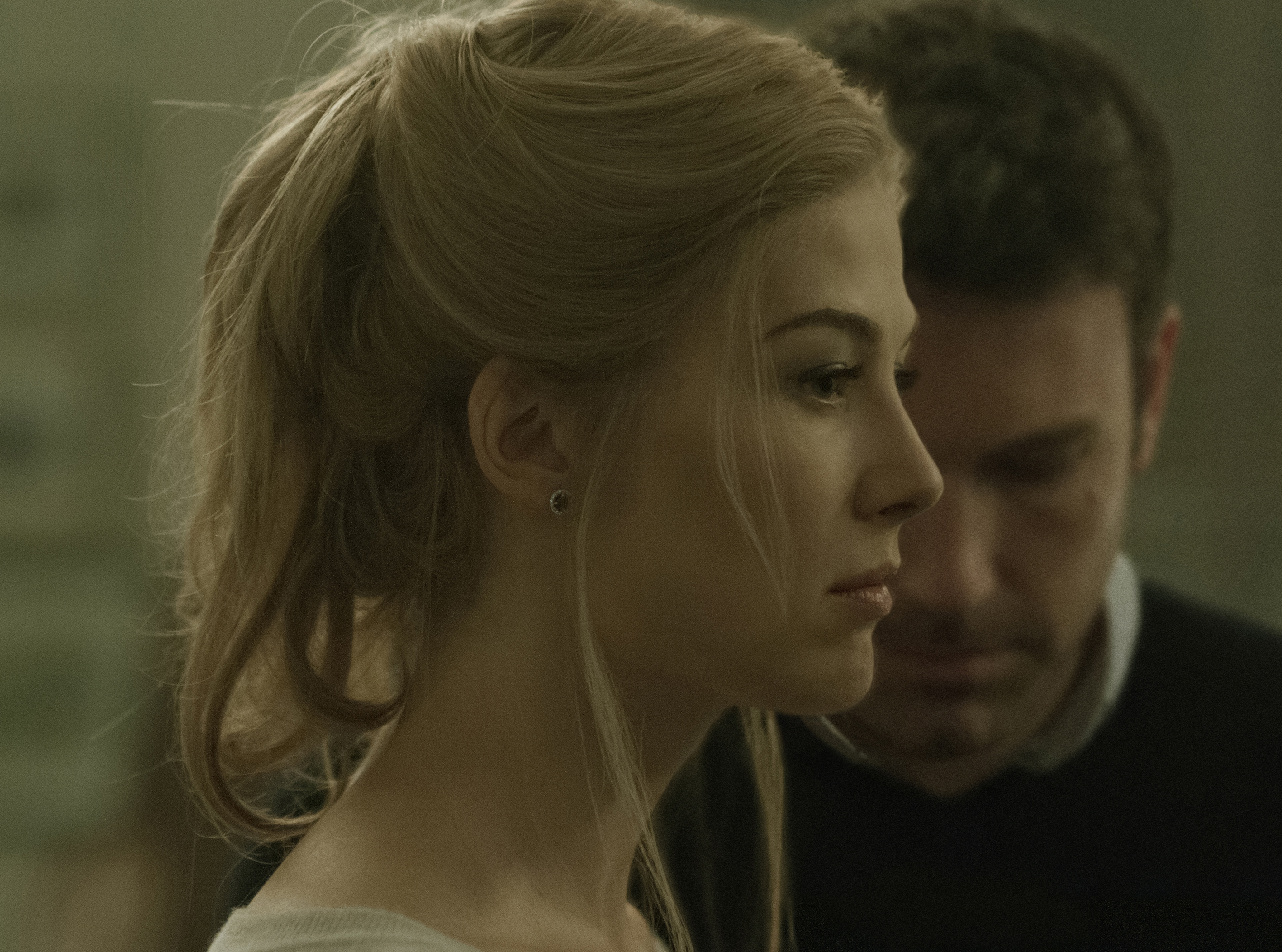 Rosamund Pike Sexy Movies