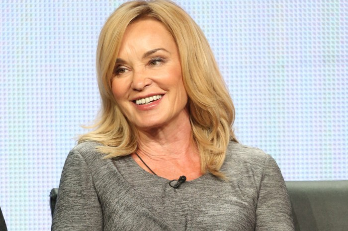 Jessica Lange is a Goddess