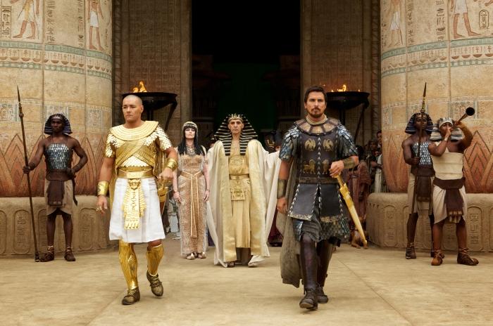 Exodus Movie 2014