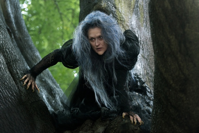 Into the Woods Movie 2014