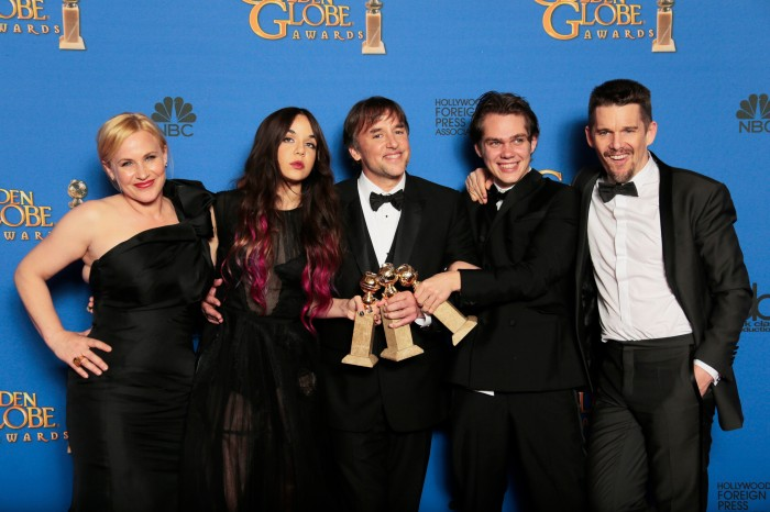 Boyhood Wins Big At 2015 Golden Globes