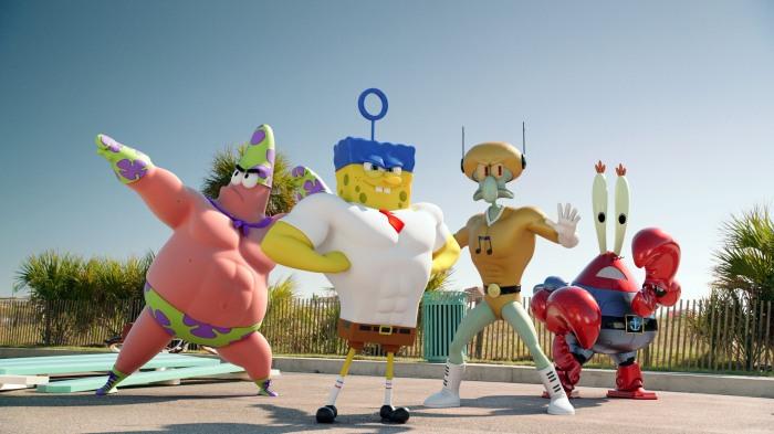 Spongebob: Sponge Out of Water