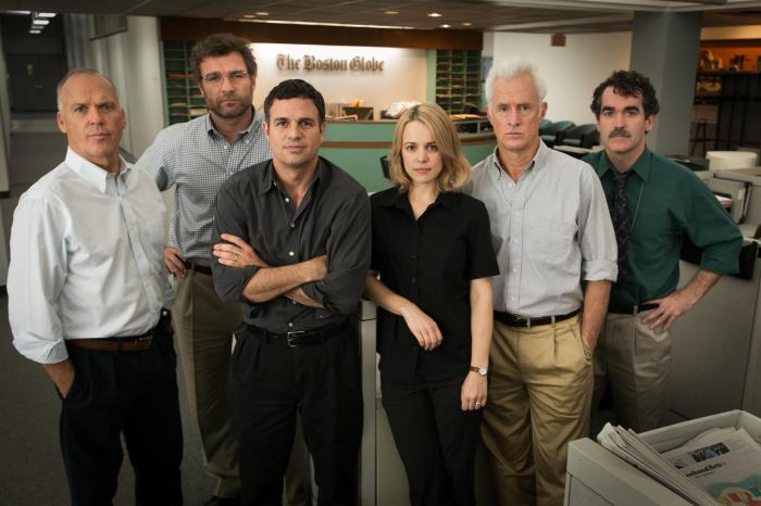 spotlight movie cast