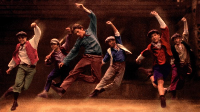 newsies movie musical