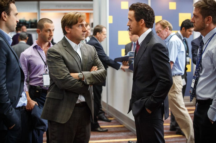 The Big Short Movie 2015