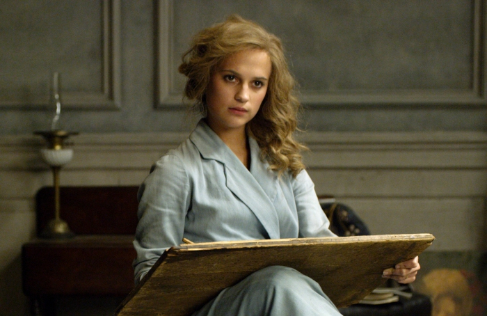 Alicia Vikander in The Danish Girl
