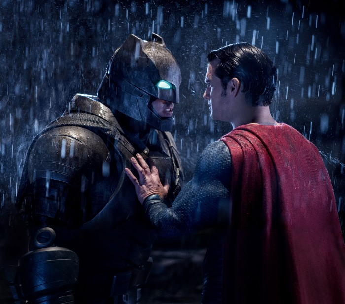 Movie still from Batman v. Superman: Dawn of Justice