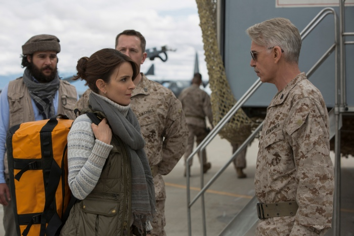 Tina Fey and Billy Bob Thornton Whiskey Tango Foxtrot