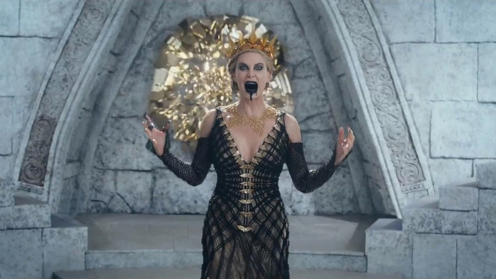 Charlize Theron in The Huntsman: Winter's War 2016