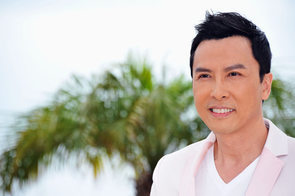 Actor Donnie Yen