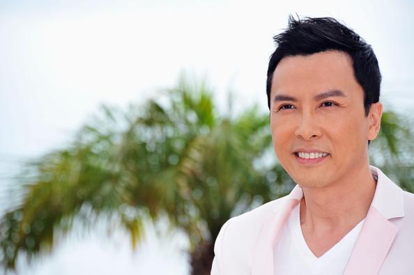 Actor Donnie Yen
