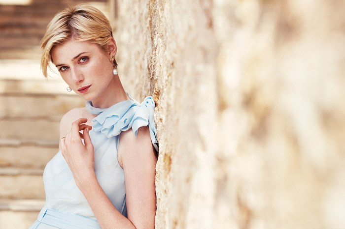 Actress Elizabeth Debicki