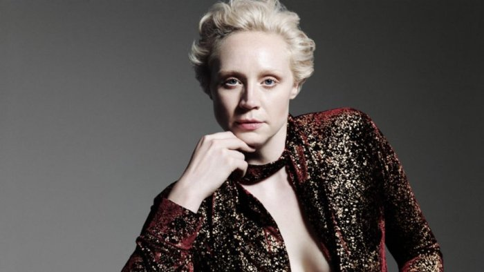 Actress and model Gwendoline Christie