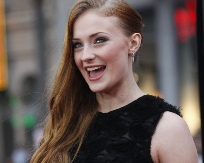 Actress Sophie Turner