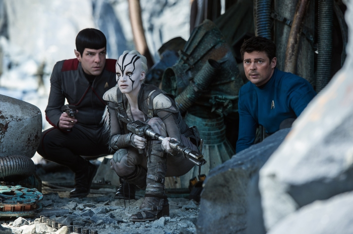 Movie still from Star Trek Beyond