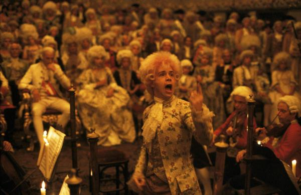 Amadeus movie still 1984
