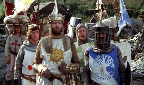 Monty Python & The Holy Grail (1975)
