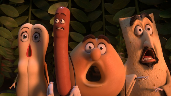 Sausage Party movie still 2016