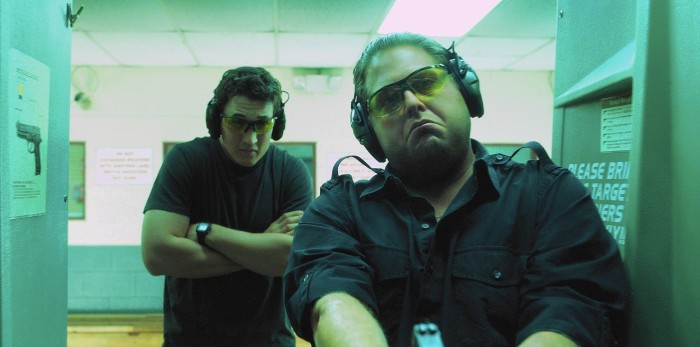 Miles Teller and Jonah Hill - War Dogs